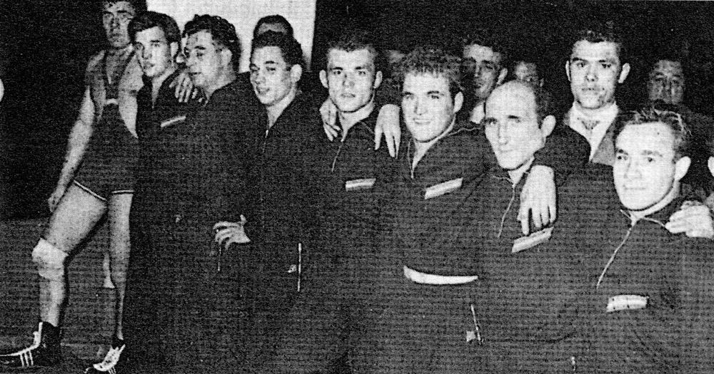 KSV-Team ca. 1950
