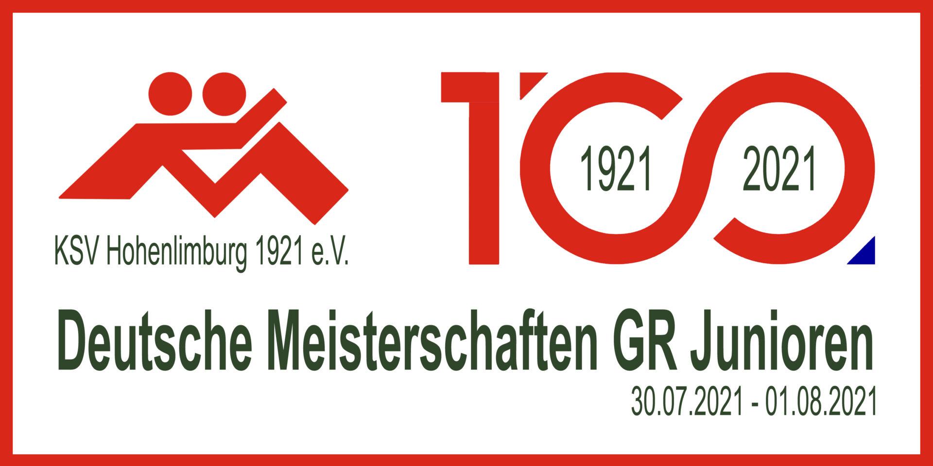DM Junioren (GR) mit Alexander Zentgraf @ KSV Hohenlimburg
