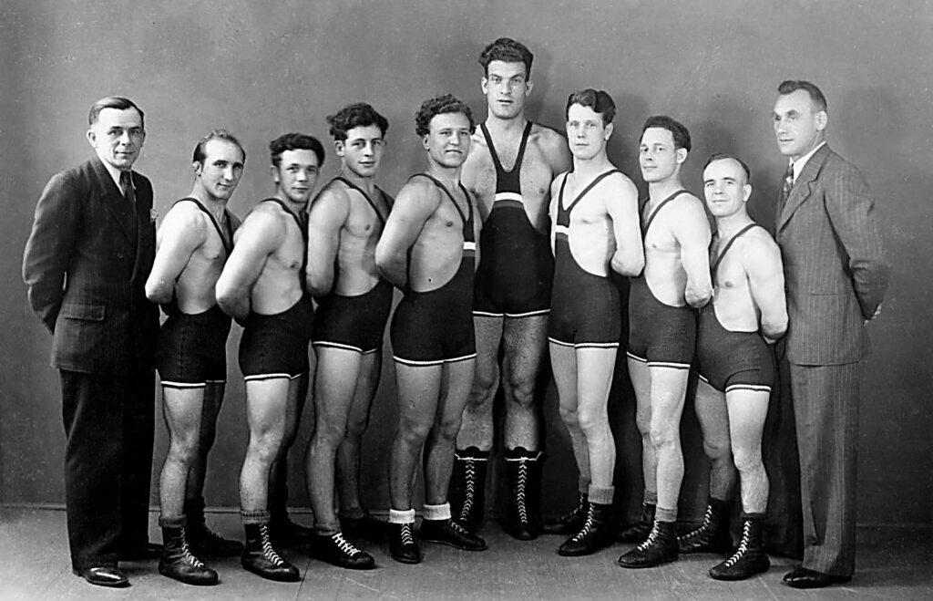 1 Meistermannschaft 1950/1951